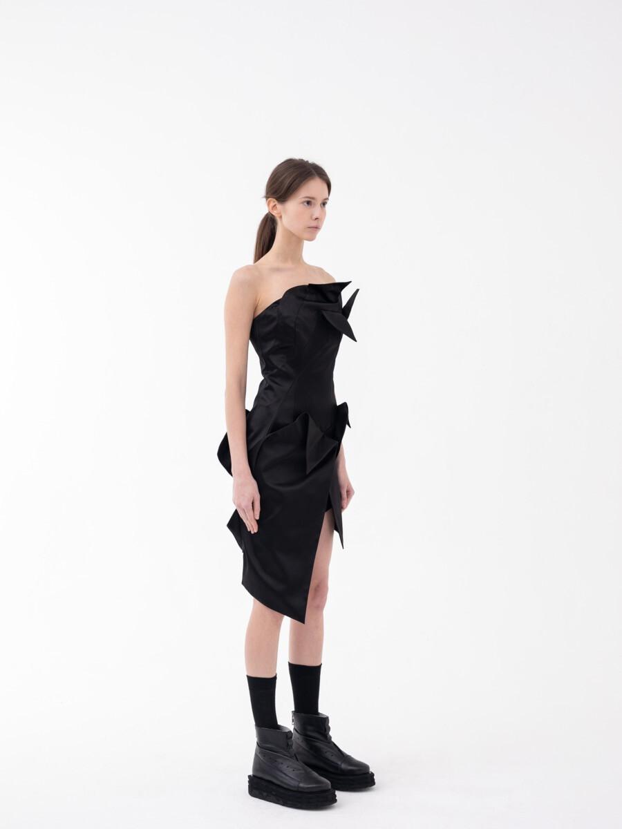Платье - Чёрная Лилия