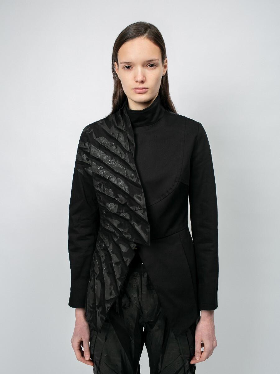 Жакет - Чёрный лебедь