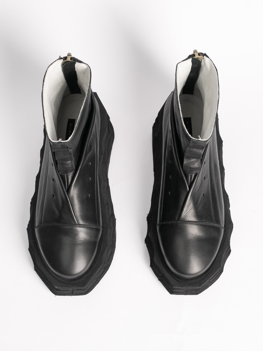 Ботинки - Оригами