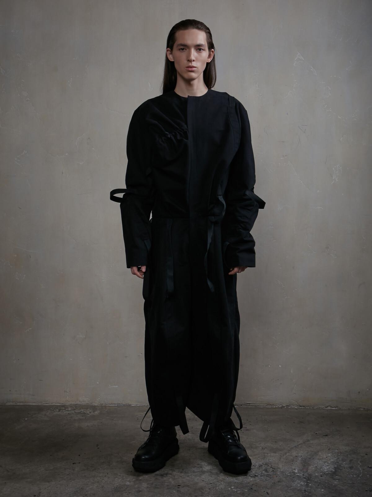 Комбинезон -  Чёрный ангел