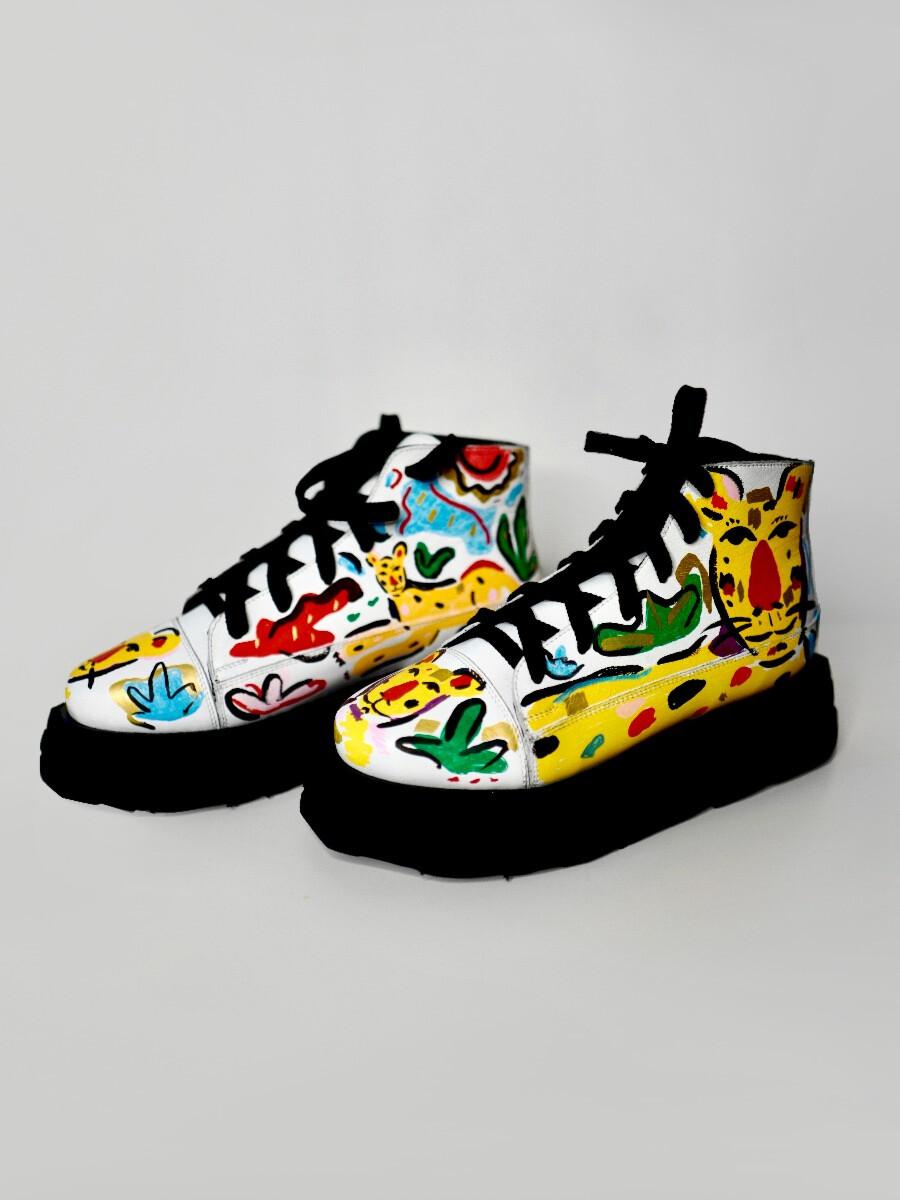 Ботинки - Звери