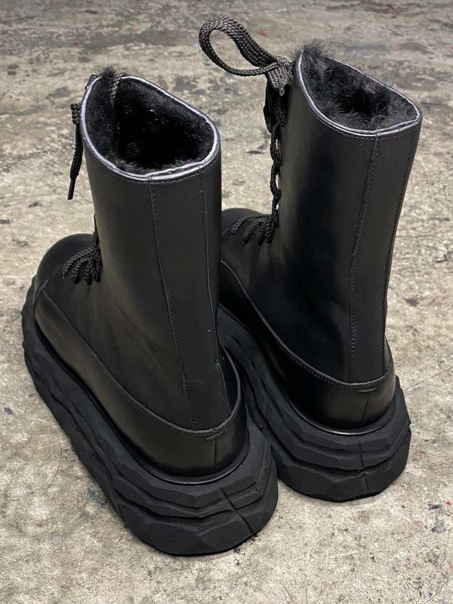 Ботинки - Высокая скала на меху