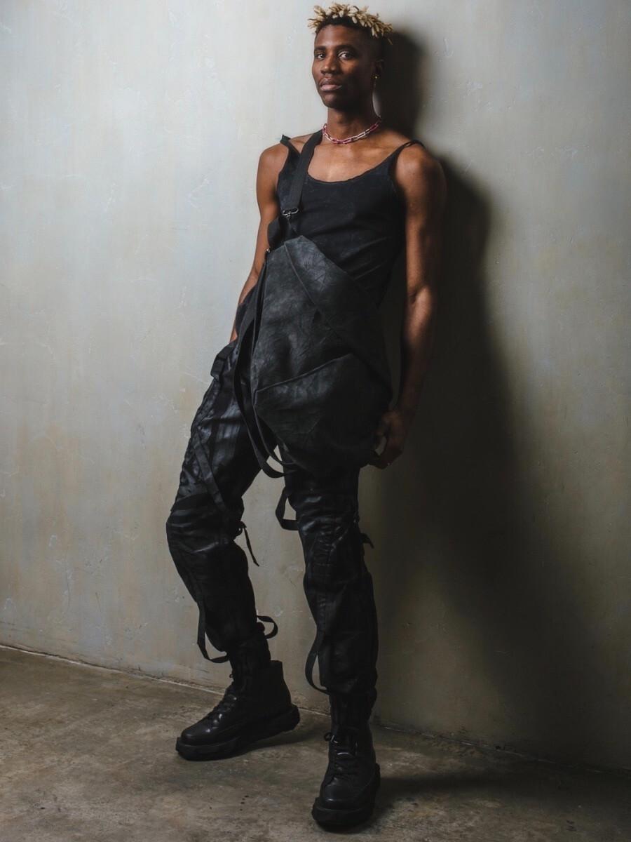 Мужские штаны - Тёмная мистерия