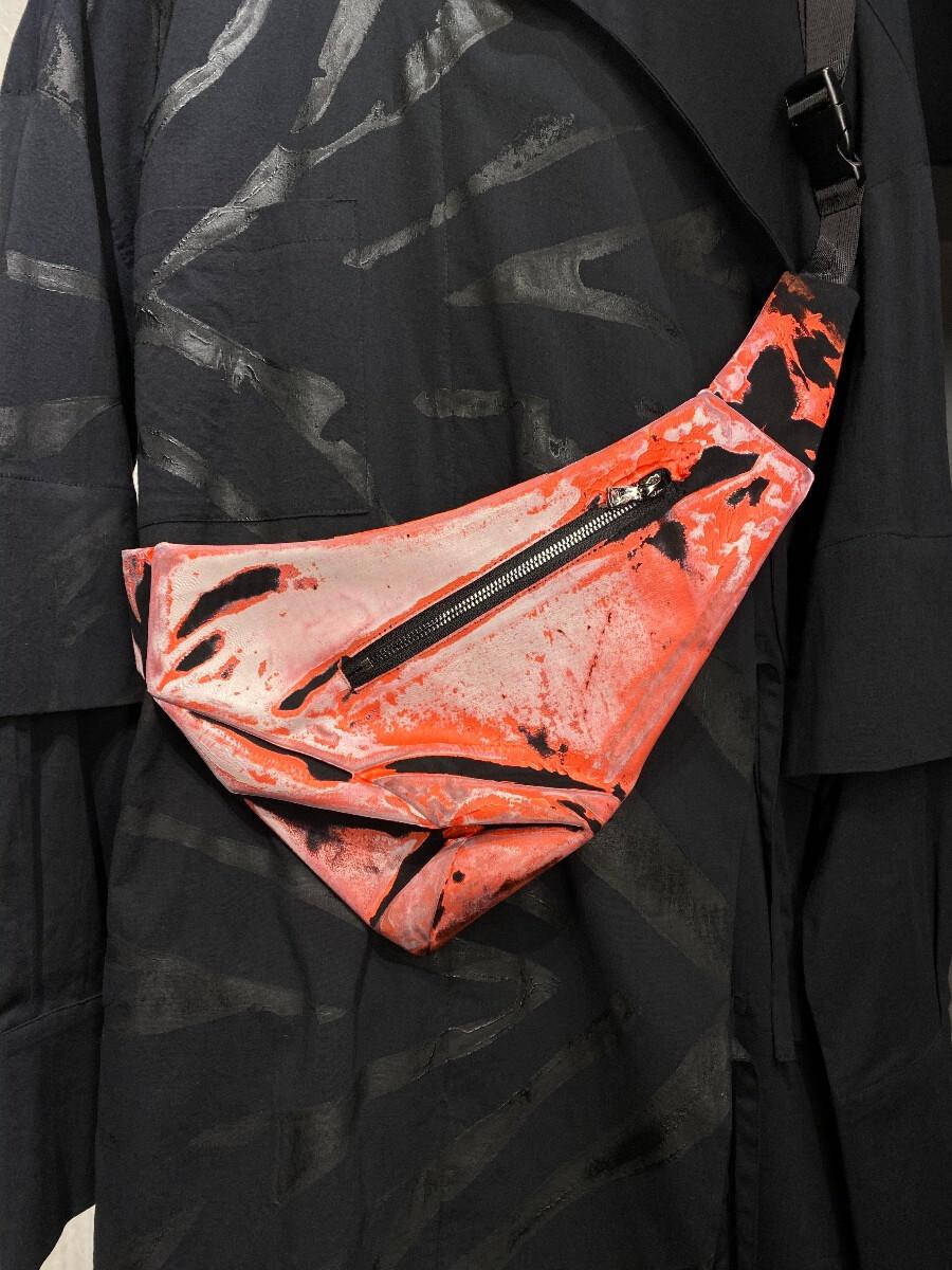 Поясная сумка - Огонёк